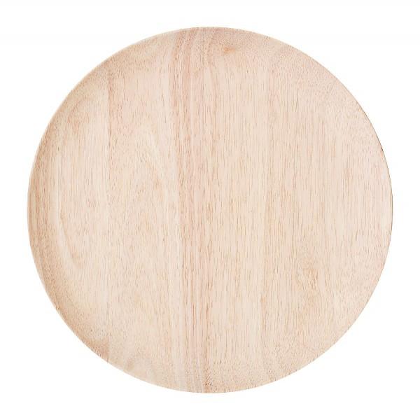 Bloomingville - Holzteller Snorri | Ø 30.0 cm