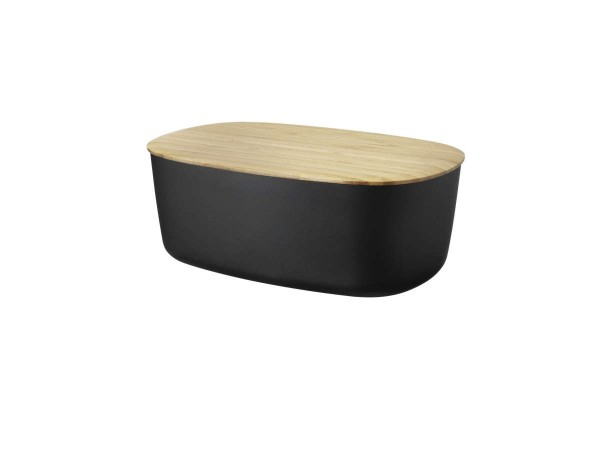 RIG-TIG by Stelton Box-It Brotkasten schwarz