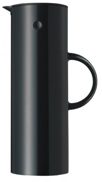 Stelton EM77 Isolierkanne schwarz