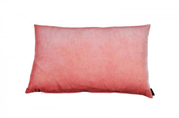 Wilfred Kissen Cord 35x55 Lachsfarben