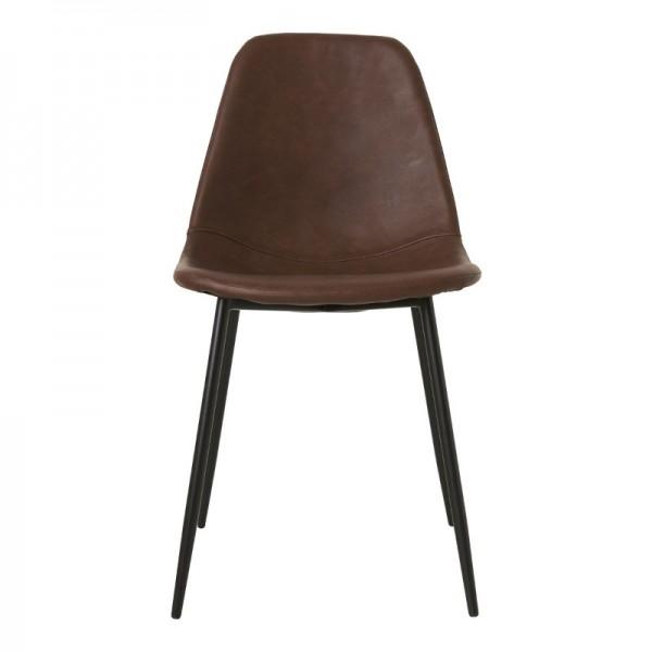 Stuhl Forms gepolstert