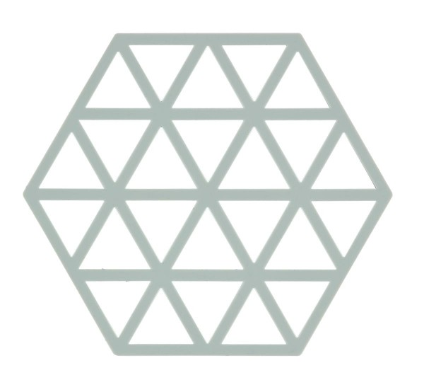 Zone Denmark - Triangles Tischschoner | Nordic Sky